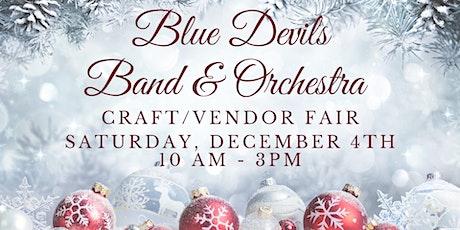 Blue Devils Band & Orchestra Craft/Vendor Fair tickets