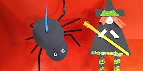 Half-term Autumn crafts for children tickets
