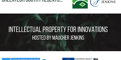 Intellectual Property for Innovations Workshop tickets