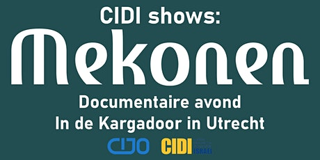 CIDI Shows: Mekonen tickets