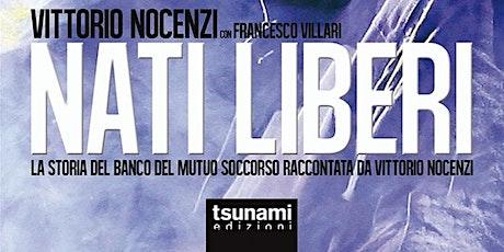 Vittorio Nocenzi  del Banco Del Mutuo Soccorso da Tondo Music biglietti