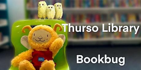 Thurso Library Bookbug tickets