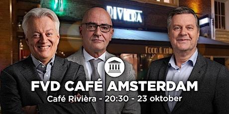 FVD Café Amsterdam tickets