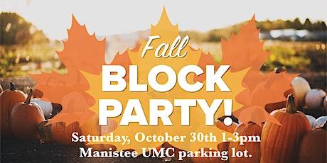 MUMC Block Party tickets
