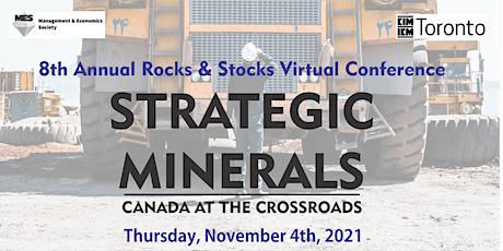 8th Annual Rocks & Stocks Professional Development Series Live Online tickets