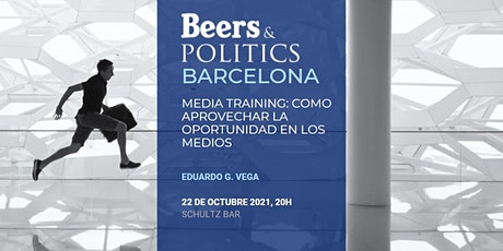 Encuentro Beers&Politics Barcelona tickets