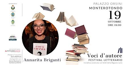Annarita Briganti | Coco Chanel. Una donna del nostro tempo biglietti