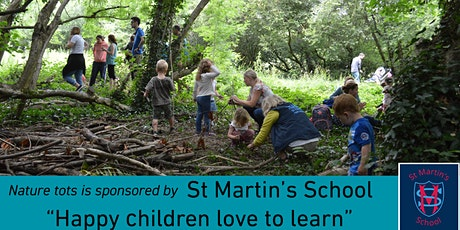 Nature Tots at Stour Valley Nature Reserve (Thursday) tickets