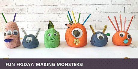 Fun Friday:  Making Monsters! tickets