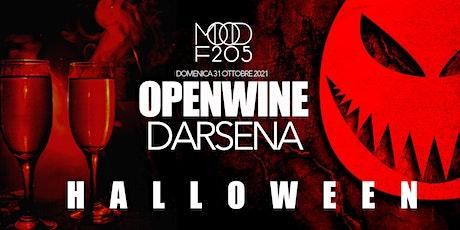 HALLOWEEN - OPENWINE in DARSENA tickets