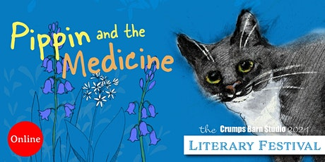 Pippin and the Medicine: a children's story with Penny Wright tickets
