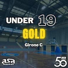 U/19 GOLD vs TUMMINELLI biglietti