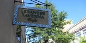 First Friday Lunch (Lebanese Taverna, Rockville MD)