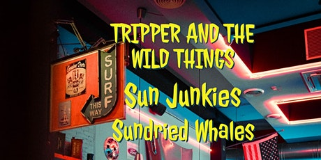 TRIPPER & THE WILD THINGS & Friends LIVE at Casbah tickets