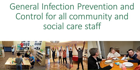 Infection Prevention and Control in all Community Care Settings, London tickets