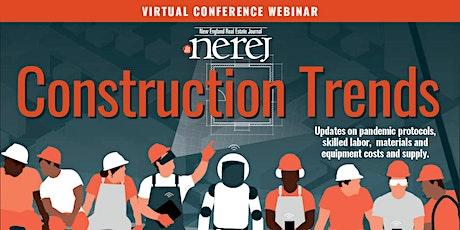 NEREJ Construction Trends tickets