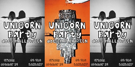 UNICORN PARTY does HALLOWEEN tickets