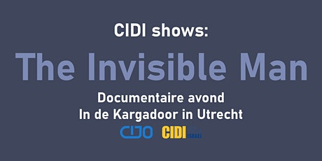 CIJO Shows: The Invisible Man tickets