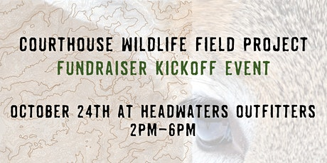 Courthouse Wildlife Field Project tickets