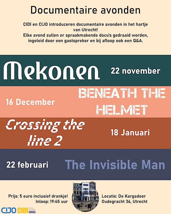 Afbeelding van CIJO Shows: The Invisible Man