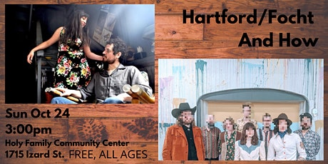 Fall Concert Series - Hartford/FochtandAnd How tickets