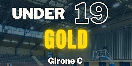 U/19 GOLD vs MALASPINA biglietti