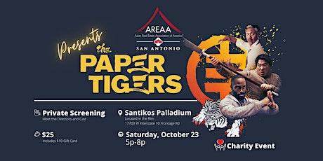 PAPER TIGER MOVIE PREMIERE tickets