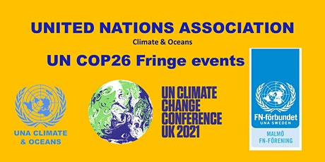 UN COP26: expectations, challenges, goals and actions tickets