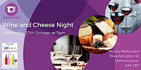 Wine and Cheese Night 27th October  2021 tickets