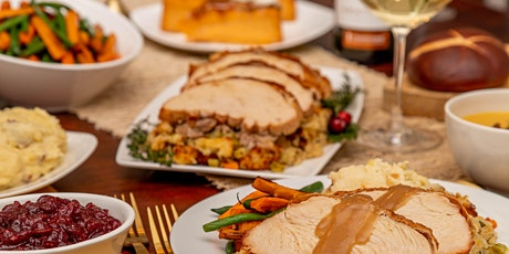 Columbus, OH- Thanksgiving Dinner Package tickets