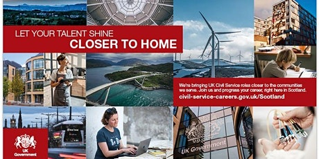Careers Conversation - Civil Service Job Opportunities in Scotland billets