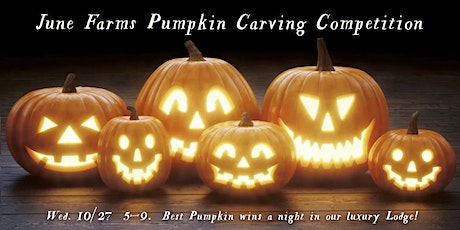 Pumpkin Carving Competition tickets