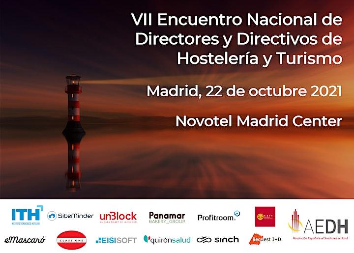 Imagen de VII Encuentro Nacional de Directores y Directivos de Hostelería y Turismo