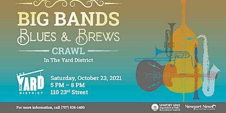 Big Bands Blues & Brews Crawl tickets
