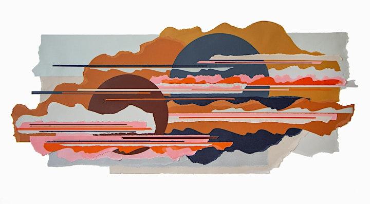 Afbeelding van Workshoparrangement Paper Art: collages van landschap tot portret