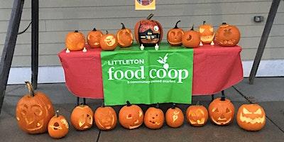 Co-op Pumpkin Carving Party
