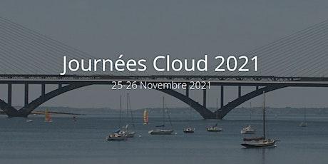 Journées Cloud 2021 billets