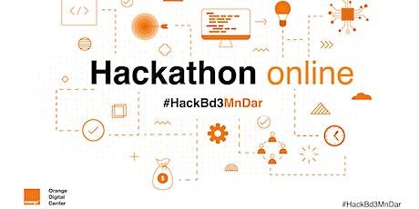 Online Tech Hackathon By Orange Digital Center Maroc tickets