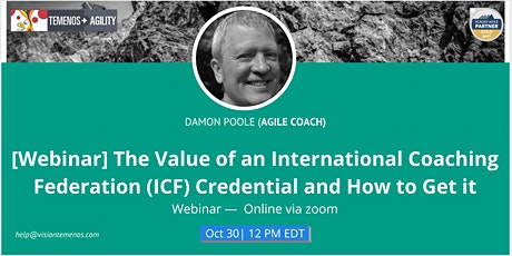 The Value of an International Coaching Federation Credential& How to Get it tickets