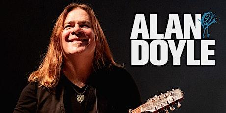 ALAN DOYLE - Rough Side Out Tour tickets
