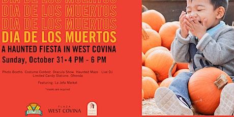 Dia De Los Muertos: A Haunted Fiesta In West Covina tickets