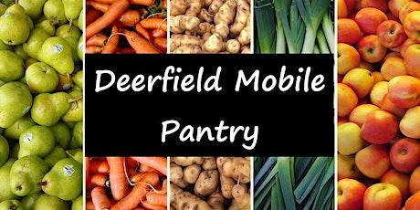 Deerfield Mobile Pantry-October 2021 tickets