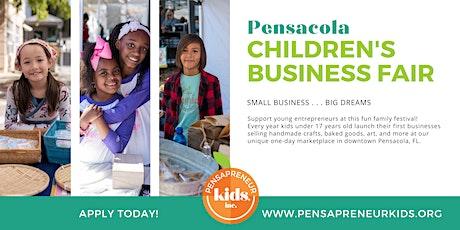 Pensacola Children's Business Fair tickets
