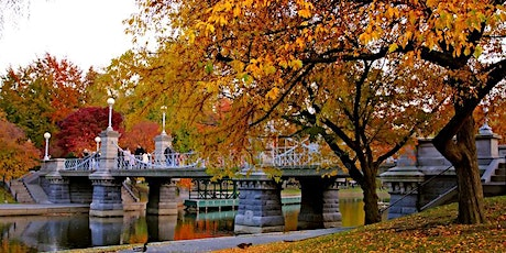 Discover Boston in the Fall:  (Japanese) 米国ボストン30分間オンライン小旅行・秋特別バージョン! tickets