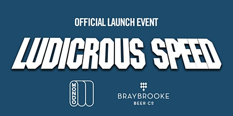 Ludicrous Speed Launch Event tickets