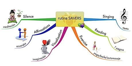 presentación gratuita de la rutina SAVERS (zoom) entradas