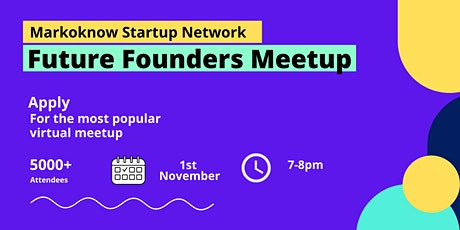Future Founders Meetup tickets