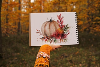 Fall Watercolor tickets