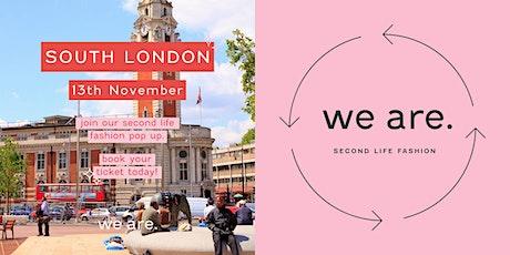 we are. Vintage Kilo Pop-Up - Brixton - Clapham - Peckham - South London tickets