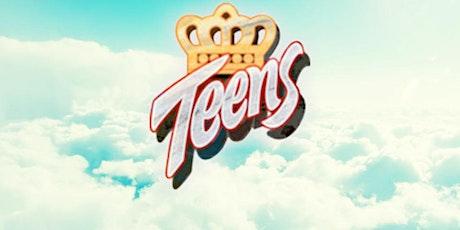 Curso - Crown Teens ingressos